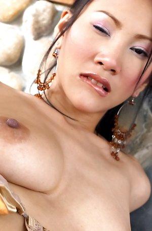 big tits,dildo,hairy pussy,masturbation,milf,nancy ho,nude,solo girl,