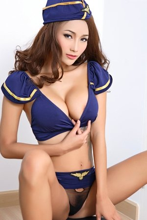 Asian Stewardess galleries