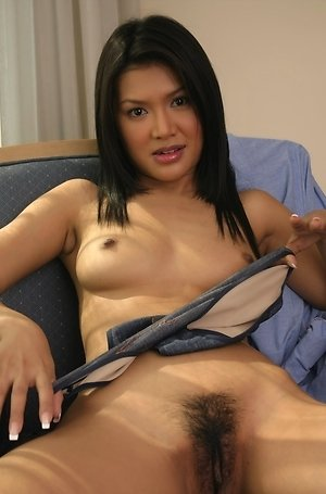 bra, brunette, close up, fon manaschanok, hairy pussy, hot, nude, panties, pussy, solo girl, spreading,