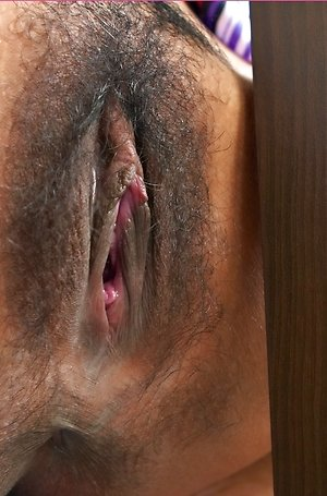 asshole,brunette,close up,font monikar,hairy pussy,lick,long hair,nude,pussy,solo girl,spreading,
